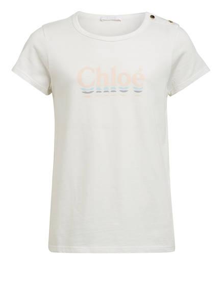 Chloé T-Shirt, Farbe: ECRU (Bild 1)