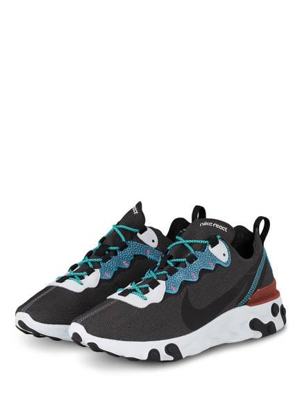 Nike Sneaker REACT 55 SE, Farbe: ANTHRAZIT/ BLAU (Bild 1)
