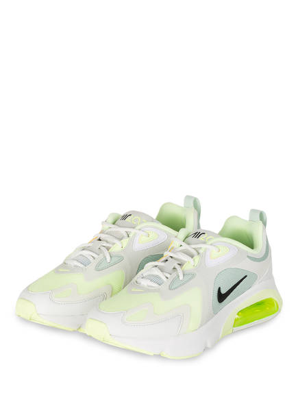 Nike Sneaker AIR MAX 200, Farbe: HELLGRÜN/ HELLGRAU (Bild 1)