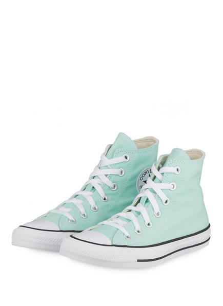 CONVERSE Hightop-Sneaker CHUCK TAYLOR ALL STAR HIGH, Farbe: MINT (Bild 1)