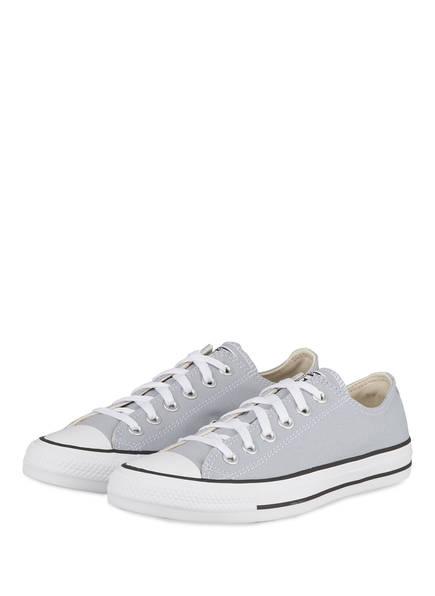 CONVERSE Sneaker CHUCK TAYLOR ALL STAR LOW, Farbe: HELLGRAU (Bild 1)