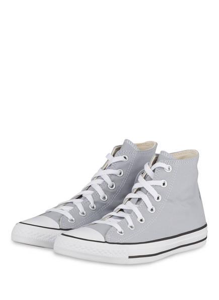 CONVERSE Hightop-Sneaker CHUCK TAYLOR ALL STAR HIGH, Farbe: HELLGRAU (Bild 1)