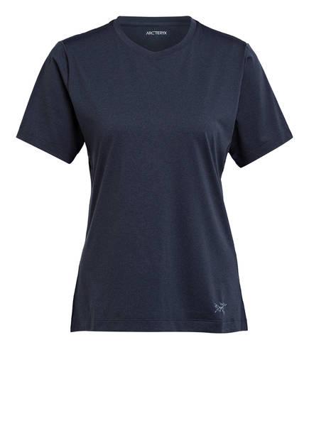 ARC'TERYX T-Shirt REMIGE, Farbe: BLAU (Bild 1)