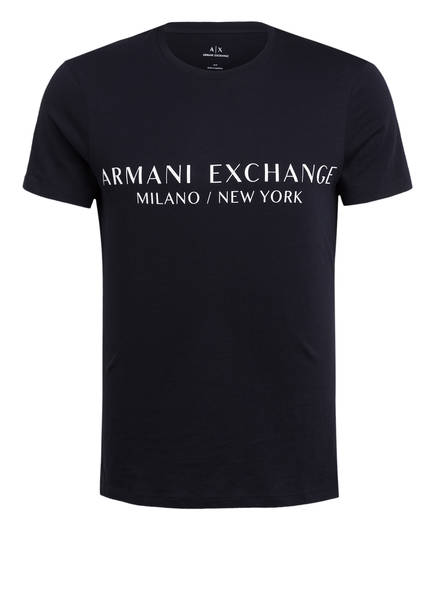 ARMANI EXCHANGE T-Shirt , Farbe: DUNKELBLAU (Bild 1)