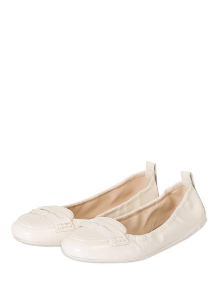 TOD'S Ballerinas, Farbe: ECRU (Bild 1)