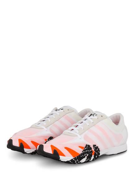 Y-3 Sneaker REHITO, Farbe: WEISS/ ORANGE (Bild 1)