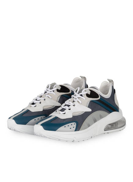 D.A.T.E. Sneaker AURA, Farbe: WEISS/ PETROL/ HELLGRAU (Bild 1)