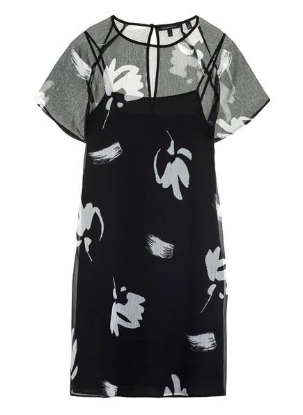 ARMANI EXCHANGE Kleid , Farbe: SCHWARZ/ WEISS (Bild 1)