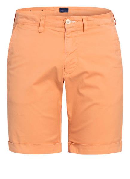 GANT Chino-Shorts Regular Fit, Farbe: HELLORANGE (Bild 1)