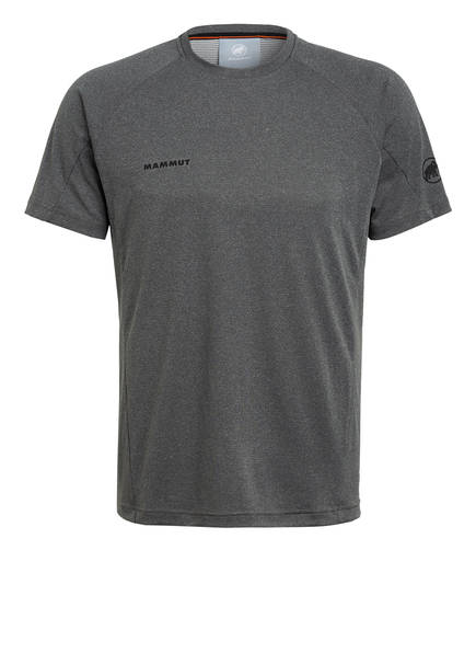 MAMMUT T-Shirt AEGILITY, Farbe: GRAU MELIERT (Bild 1)