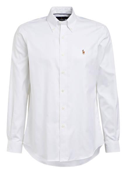 POLO GOLF RALPH LAUREN Hemd Comfort Fit, Farbe: WEISS (Bild 1)