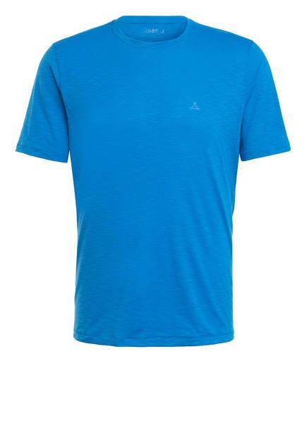 Schöffel T-Shirt MANILA , Farbe: BLAU (Bild 1)