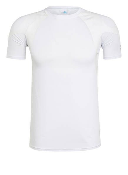 odlo Funktionswäsche-Shirt PERFORMANCE ACTIVE SPINE, Farbe: WEISS (Bild 1)
