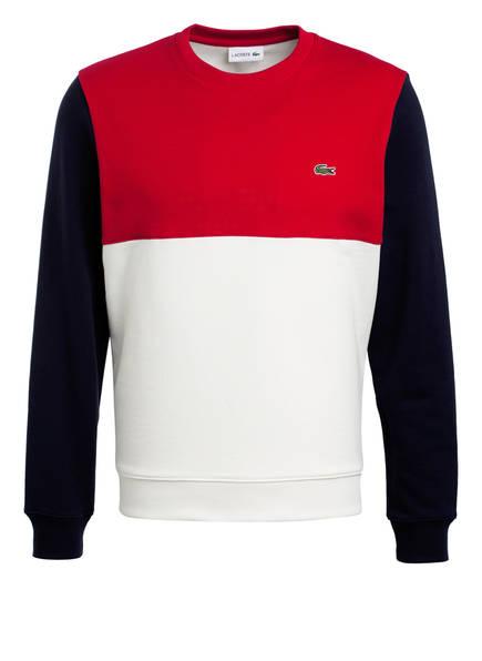 LACOSTE Sweatshirt, Farbe: BLAU/ WEISS/ ROT (Bild 1)