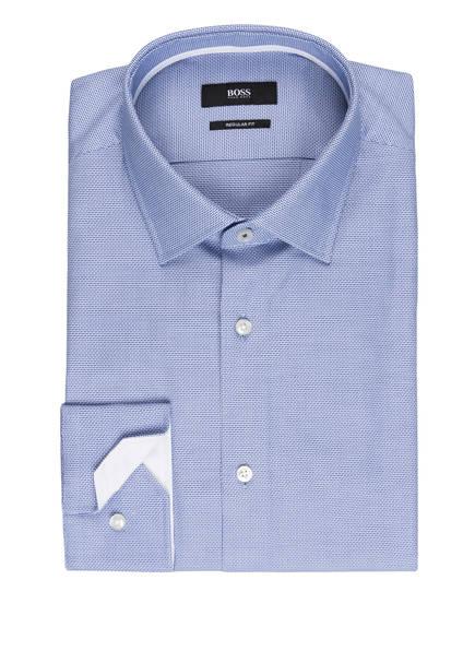 BOSS Hemd GELSON Regular Fit, Farbe: BLAU (Bild 1)