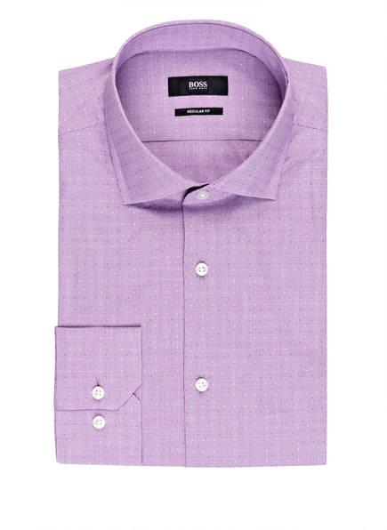 BOSS Hemd GORDON Regular Fit, Farbe: HELLLILA (Bild 1)