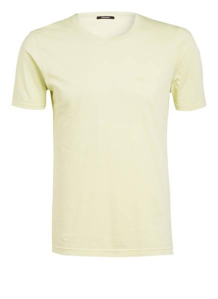 DENHAM T-Shirt, Farbe: HELLGELB (Bild 1)