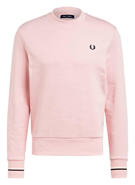 FRED PERRY Sweatshirt, Farbe: ROSA (Bild 1)