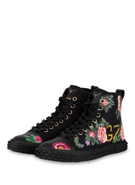 GIUSEPPE ZANOTTI DESIGN Hightop-Sneaker BLABBER , Farbe: SCHWARZ (Bild 1)