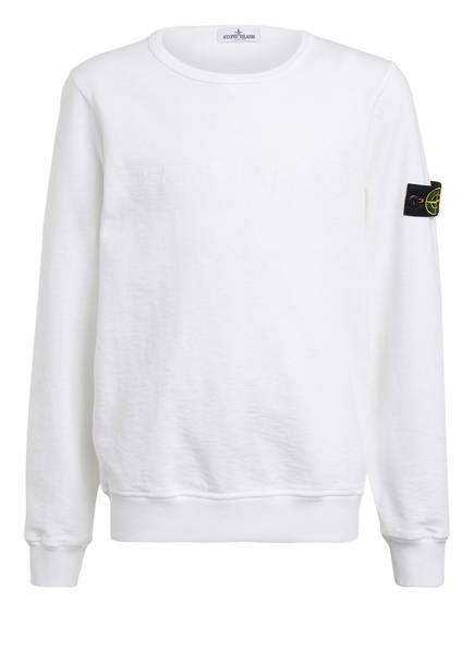 STONE ISLAND JUNIOR Sweatshirt, Farbe: CREME (Bild 1)