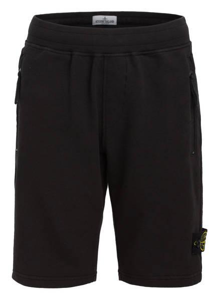 STONE ISLAND JUNIOR Shorts, Farbe: SCHWARZ (Bild 1)