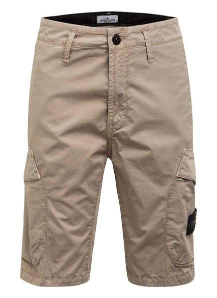 STONE ISLAND JUNIOR Cargo-Shorts, Farbe: BEIGE (Bild 1)