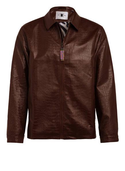 DAILY PAPER Jacke HARGO, Farbe: BRAUN (Bild 1)