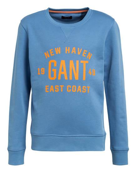 GANT Sweatshirt, Farbe: HELLBLAU (Bild 1)