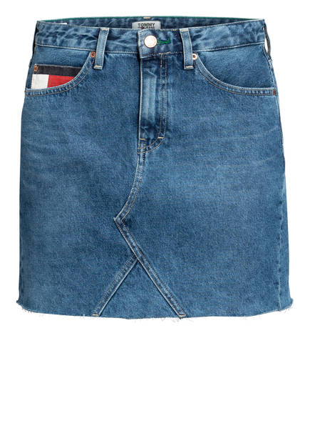 TOMMY JEANS Jeansrock, Farbe: 1A4 SAVE 20 MID BL RIG BLUE (Bild 1)