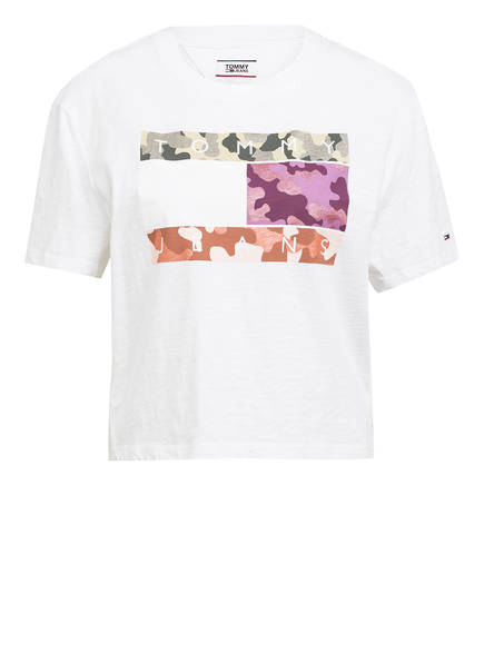 TOMMY JEANS T-Shirt, Farbe: CREME (Bild 1)