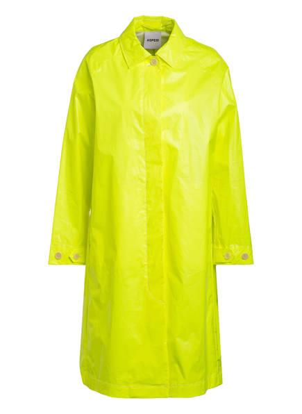 ASPESI Mantel , Farbe: NEONGELB (Bild 1)