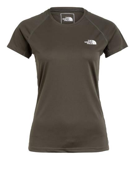 THE NORTH FACE T-Shirt FLEX , Farbe: OLIV (Bild 1)
