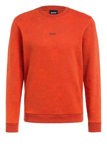 BOSS Sweatshirt , Farbe: DUNKELORANGE (Bild 1)