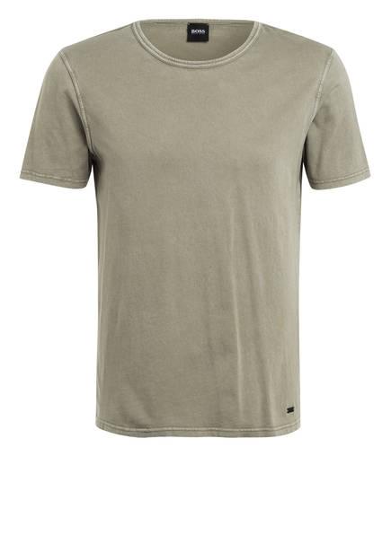 BOSS T-Shirt TOKKS, Farbe: OLIV (Bild 1)