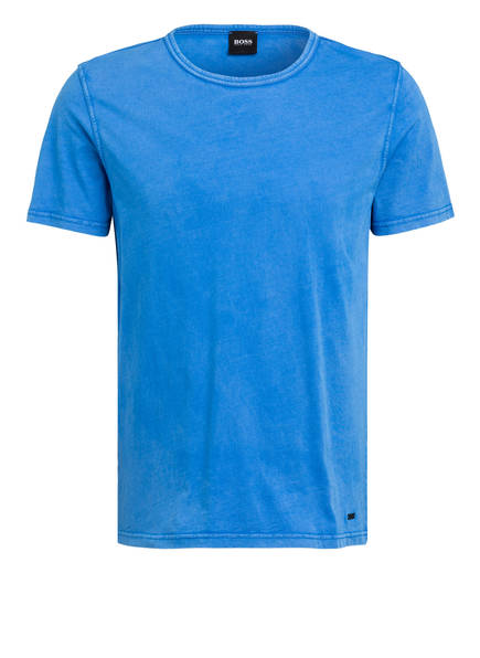 BOSS T-Shirt TOKKS, Farbe: BLAU (Bild 1)
