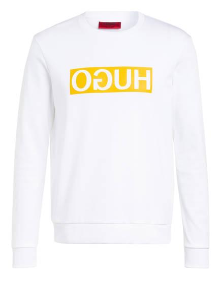 HUGO Sweatshirt DICAGO, Farbe: WEISS (Bild 1)