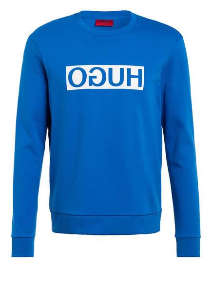 HUGO Sweatshirt DICAGO, Farbe: BLAU (Bild 1)