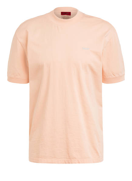 HUGO T-Shirt DONIGHT, Farbe: HELLORANGE (Bild 1)