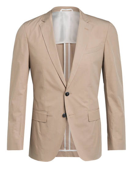 BOSS Anzugsakko HARTLAY Slim Fit, Farbe: BEIGE (Bild 1)