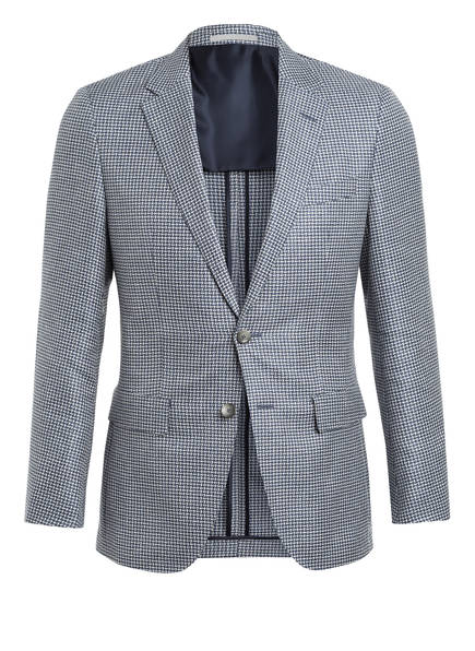 BOSS Sakko Extra Slim Fit, Farbe: BLAU/ WEISS (Bild 1)