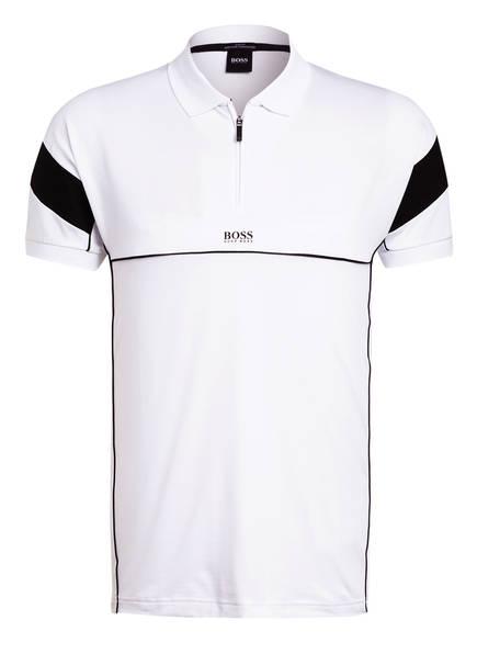 BOSS Jersey-Poloshirt PHILIX Slim Fit, Farbe: WEISS (Bild 1)
