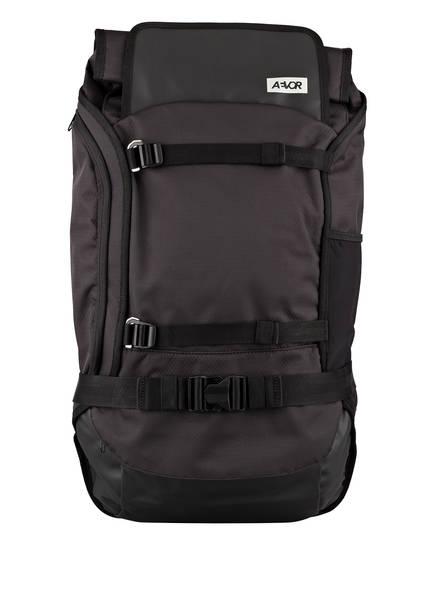 AEVOR Rucksack TRAVEL PACK 38 l (erweiterbar auf 45 l ) mit Laptop-Fach, Farbe: SCHWARZ (Bild 1)
