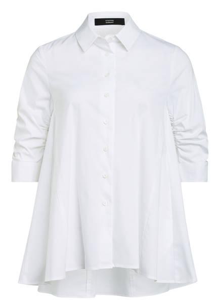 STEFFEN SCHRAUT Hemdbluse , Farbe: WEISS (Bild 1)
