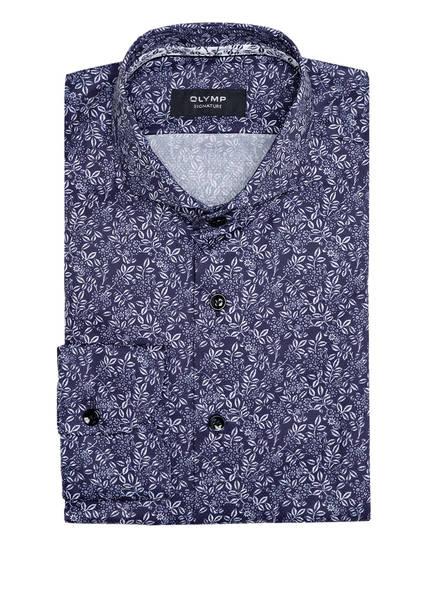 OLYMP SIGNATURE Hemd tailored fit , Farbe: DUNKELBLAU (Bild 1)