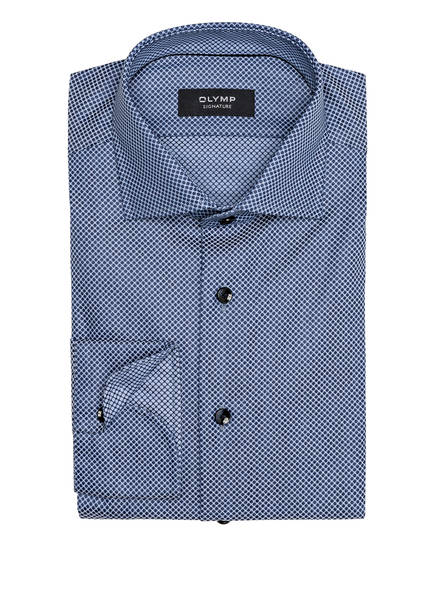 OLYMP SIGNATURE Hemd tailored fit , Farbe: BLAU (Bild 1)