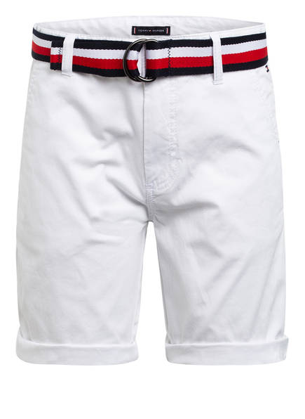 TOMMY HILFIGER Shorts , Farbe: WEISS (Bild 1)