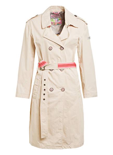 FRIEDA&FREDDIES Trenchcoat ADRIENNE, Farbe: HELLBEIGE (Bild 1)