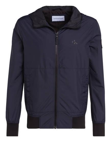 Calvin Klein Jeans Blouson, Farbe: DUNKELBLAU/ SCHWARZ (Bild 1)