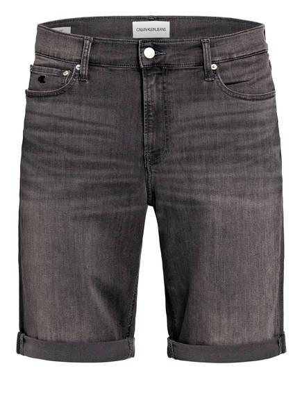 Calvin Klein Jeans Jeans-Shorts Slim Fit, Farbe: 1BZ DA035 LIGHT GREY (Bild 1)