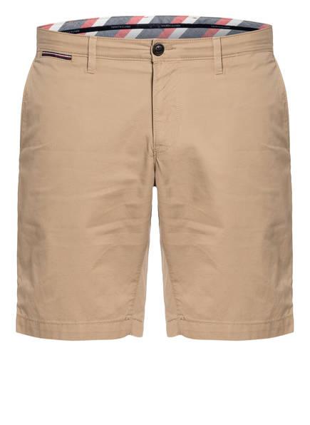 TOMMY HILFIGER Chino-Shorts BROOKLYN, Farbe: CAMEL (Bild 1)